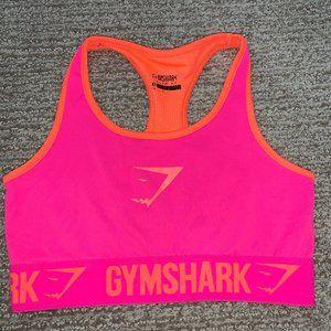 Gymshark Neon Bra